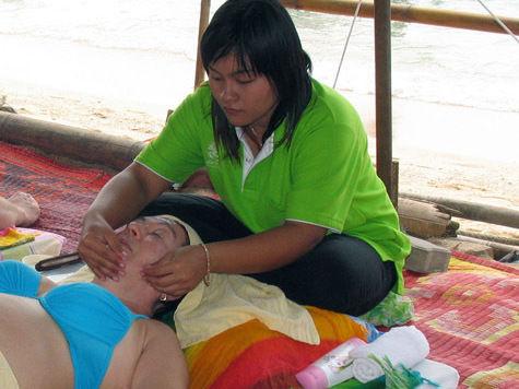 Тайский массаж решили узаконить