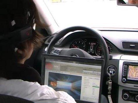 Создана система, которая позволяет управлять автомобилем при помощи мысли!