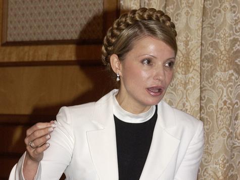 Тимошенко секс оранжевое лето
