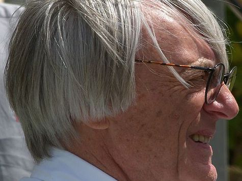 Немецкая полиция завела дело на владельца «Формулы-1» Берни Экклстоуна