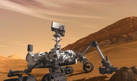 «Марс – это лабораторная крыса»