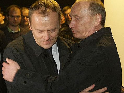 Польша  с Россией сестры навек?
