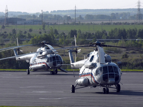 Чиновников пересадят из кортежей в вертолеты