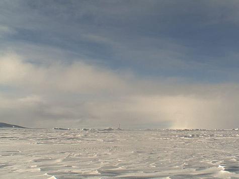 Лыжня на край света