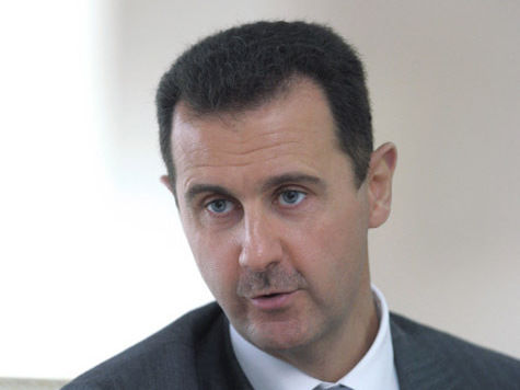 Башар Асад обвинил Британию в поддержке террористов