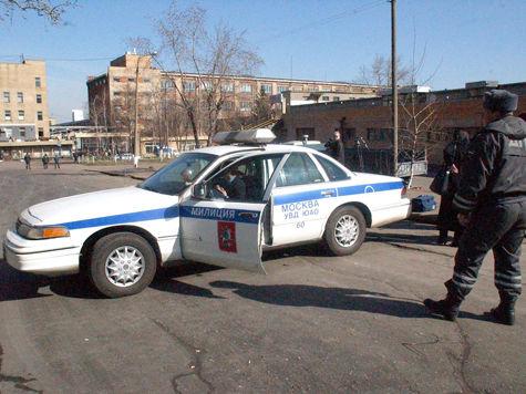 Женщина, убитая в иномарке на востоке Москвы, стала виновницей ДТП