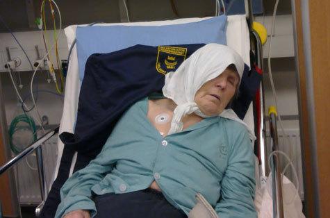 У Ирины Антоновой накануне депортации случился инсульт?