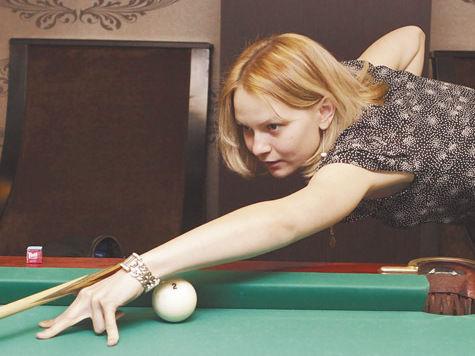 Чемпионка мира Диана Миронова - «МК»: «Люблю смотреть снукер! Жаль, что Хендри закончил...»