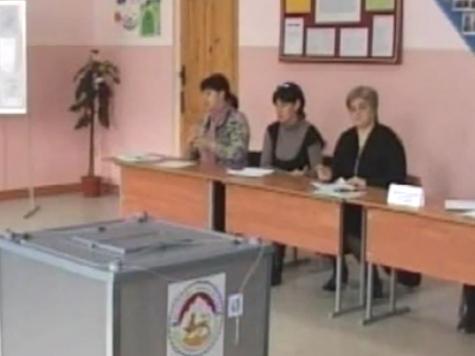 В Южной Осетии опять «прокатили» кандидата Кремля
