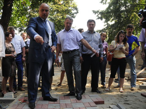 Осенью нижегородцев ожидает шесть градостроительных перемен