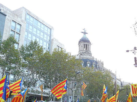 Распрощаетсяли Испания сКаталонией?