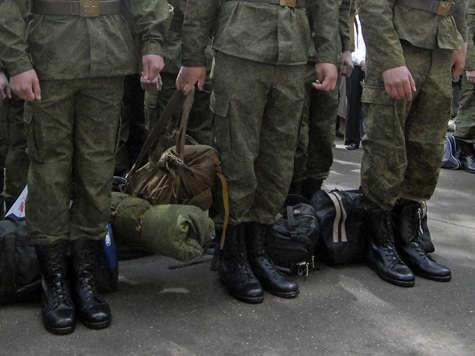 Минобороны России заплатит 1 млн. рублей матери покончившего с жизнью солдата-срочника