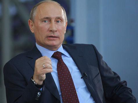 Президент России заявил, что в его разводе нет религиозной стороны дела