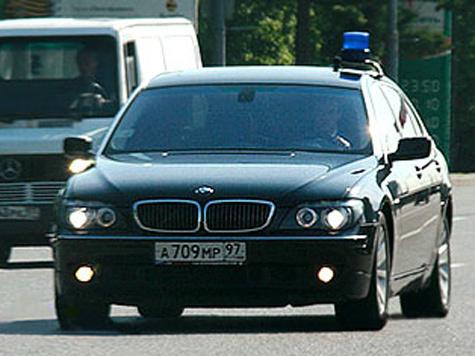 В ДТП виновен шофер главы Роскосмоса
