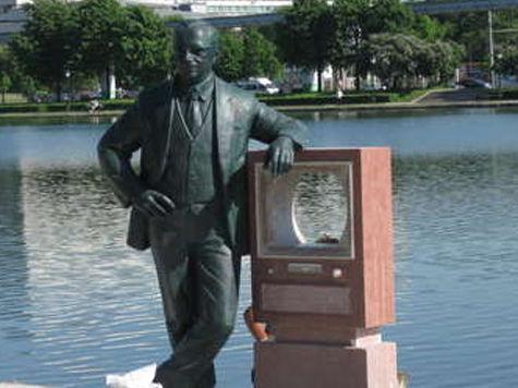 В Москве откроют памятник изобретателю телевидения