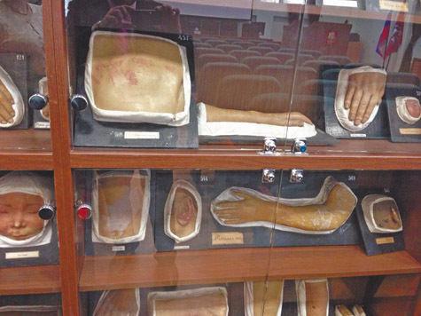 Ряды столичных медицинских музеев в скором времени пополнятся