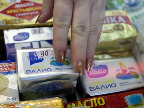 Россиян призывают не покупать финские товары