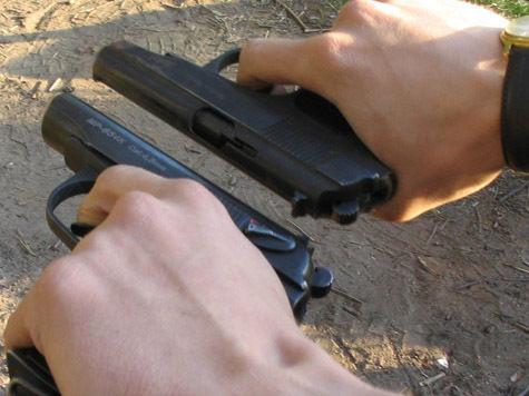 В Подмосковье застрелен предприниматель по фамилии Мозоль