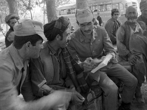 7 человек, найденных после войны в Афганистане, отказались возвращаться  в Россию