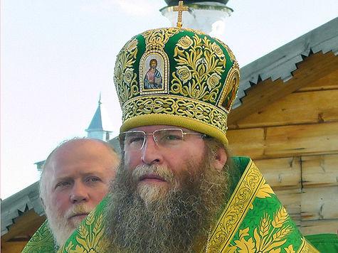 Епископ из Владимира говорит, что у него угнали служебный