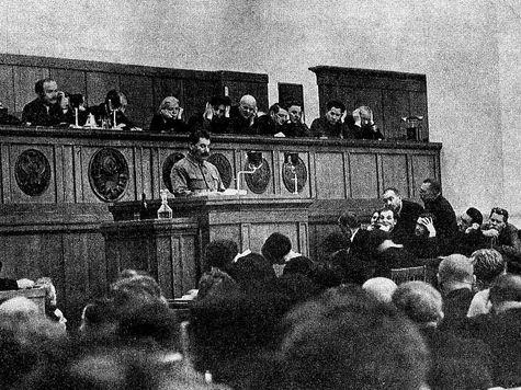 Российская Дума, украинская Рада и сталинский «съезд победителей»