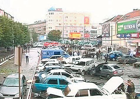 За взрывом во Владикавказе может стоять Тбилиси