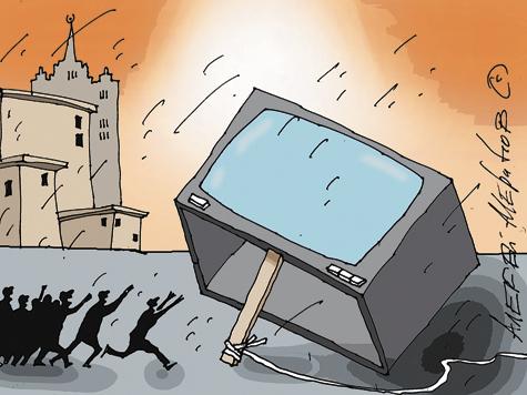 Великая телевизионная революция