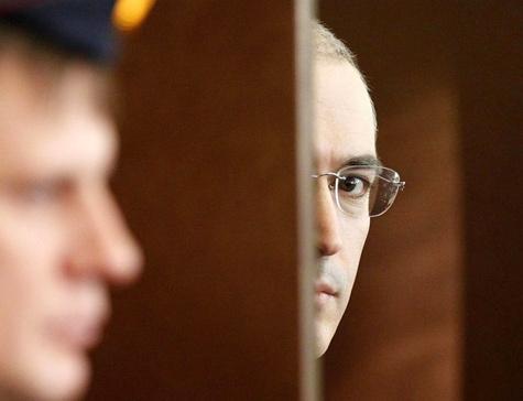 Кто накинул срок Ходорковскому?