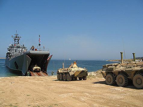 За 15 лет Черноморский флот России уменьшился в 10 раз