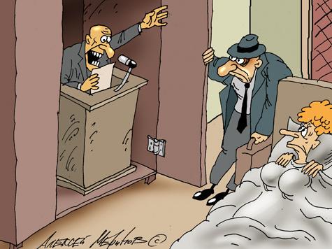 """Акция """"Чистые руки"""" закончилась внутрипартийным скандалом"""