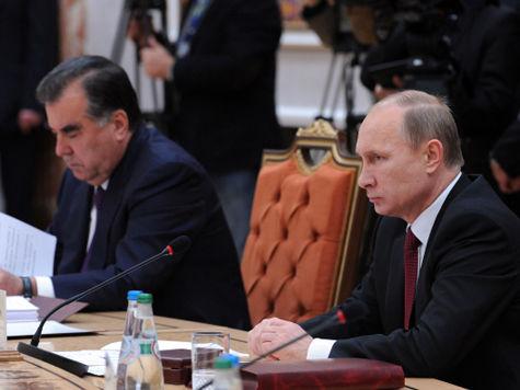 Кремль поставил на «таджикского падишаха»