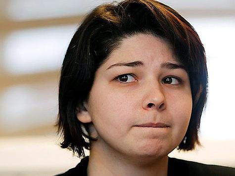Мадина Саламова (Мария Амели) депортирована на родину против ее воли