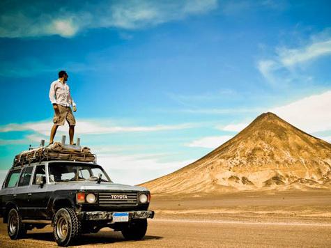 Одиночкам в Египет понадобится виза