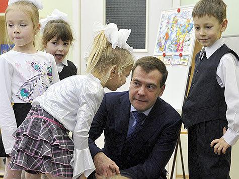 без жены и без Путина