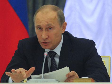Путин оказался телепатом