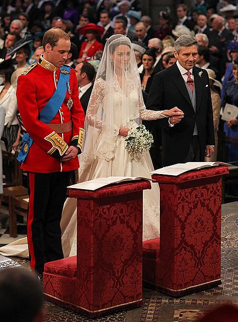 Настал день свадьбы принца Уильяма и Кейт Миддлтон