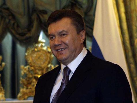 А Янукович-то побогаче Путина будет!