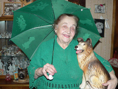 У Софьи Николаевны Симоновой не меньше семисот собак.