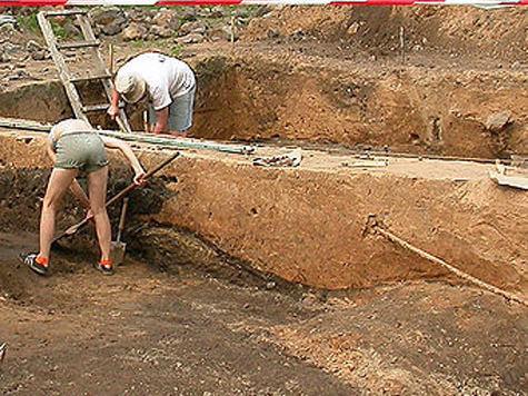 Российские археологи нашли захоронение «золотой амазонки»