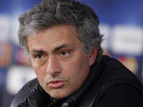 Моуринью станет новым тренером «МЮ»?