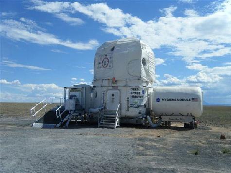 Предложен проект жилья на Марсе. И это не сказки!