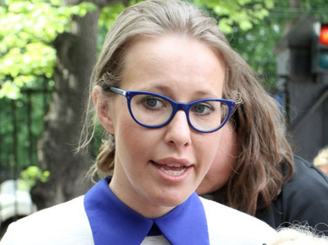 Ксения Собчак назвала бунт в Бирюлево постановочным