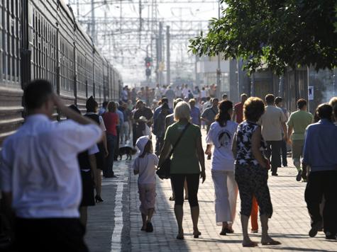 Без вести пропавших найдут пассажиры поездов