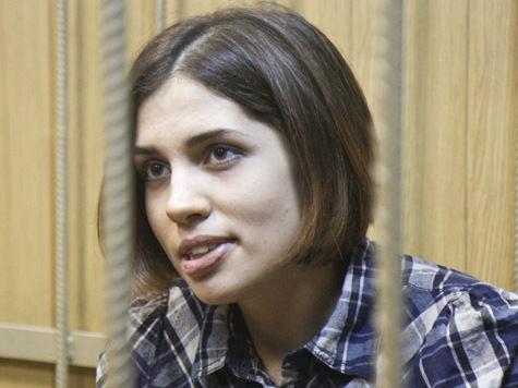 Голодающую в колонии Толоконникову поддержат пикетами у здания ФСИН