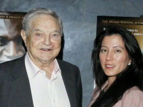 83-летний миллионер Сорос женился на продавщице БАДов