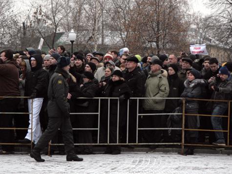 """Митинг 24 декабря интернет назвал """"ярмаркой женихов"""""""