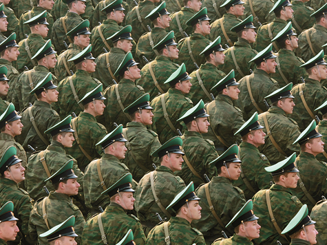 Предложив резко сократить расходы на армию и полицию