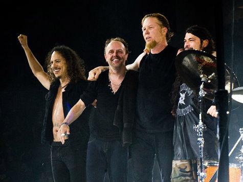 Metallica выпустит первую пластинку за пять лет
