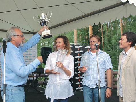 В Подмосковье состоялся 11-й гольф-турнир «Деловые люди»