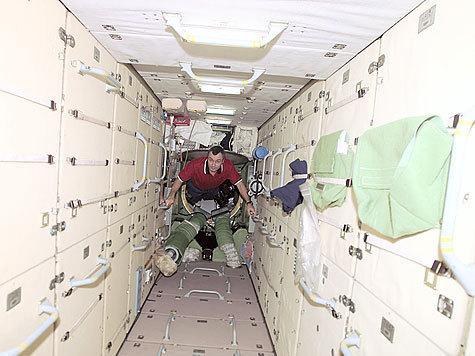 О чем мечтают космонавты?